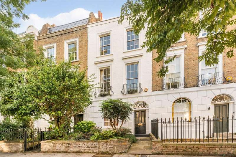 3 Bedrooms Terraced House for sale in Liverpool Road, Barnsbury, Islington, London