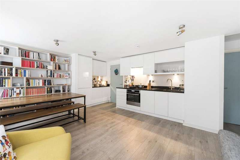 2 Bedrooms Flat for sale in The Renovation, 4 Woolwich Manor Way, London, E16