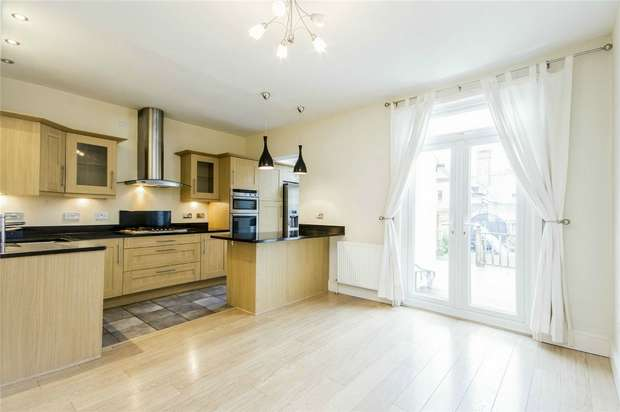 4 Bedrooms Detached House for sale in Curzon Road, London