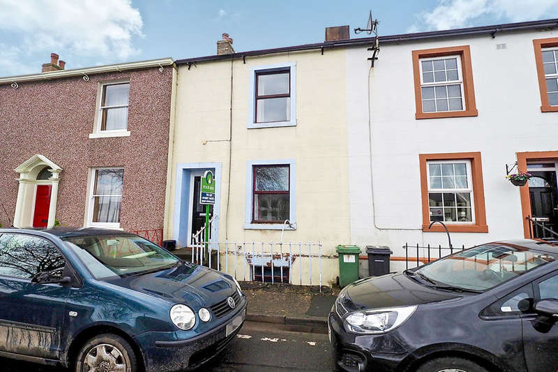 2 Bedrooms Property for rent in Church Street, Wigton, CA7