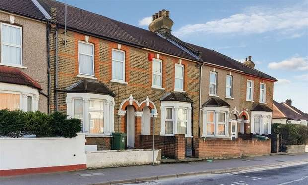 3 Bedrooms Terraced House for sale in Lower Road, Belvedere, Kent