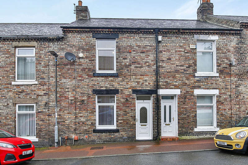 2 Bedrooms Terraced House for rent in William Street, Whickham, Newcastle Upon Tyne, NE16