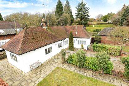 3 Bedrooms Detached Bungalow for sale in North End Lane, Downe, Kent