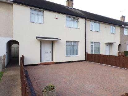 3 Bedrooms Terraced House for sale in Wrenthorpe Vale, Clifton, Nottingham, Nottinghamshire