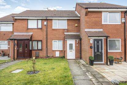 2 Bedrooms Town House for sale in Glastonbury Close, Liverpool, Merseyside, England, L6