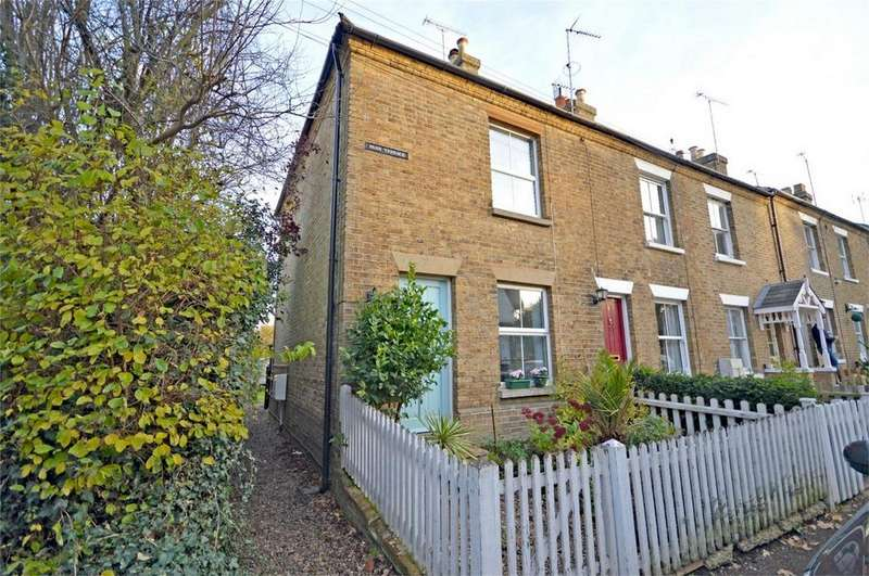 2 Bedrooms End Of Terrace House for sale in 1 Park Terrace, High Street, Much Hadham