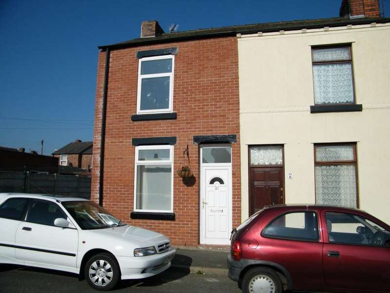 2 Bedrooms End Of Terrace House for sale in Farnworth Street, Fingerpost, ST HELENS, Merseyside