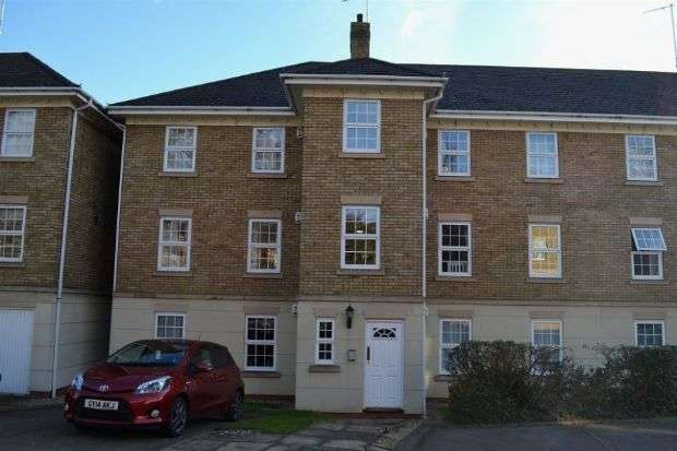 2 Bedrooms Flat for sale in Scholars Court, Derngate, Northampton NN1 1ES