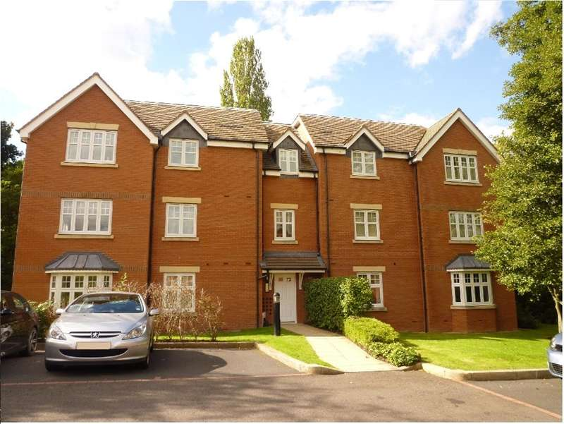 2 Bedrooms Apartment Flat for sale in Chancel Court, B91 3DS