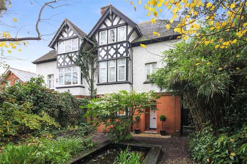 2 Bedrooms Flat for sale in Ashley Road, Walton-on-Thames, Surrey, KT12