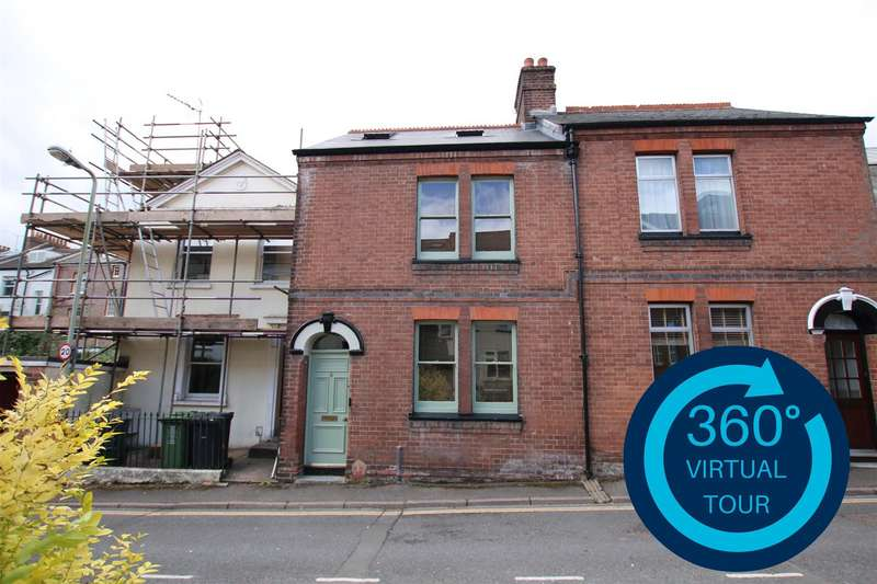 3 Bedrooms Terraced House for sale in Grosvenor Place, Exeter