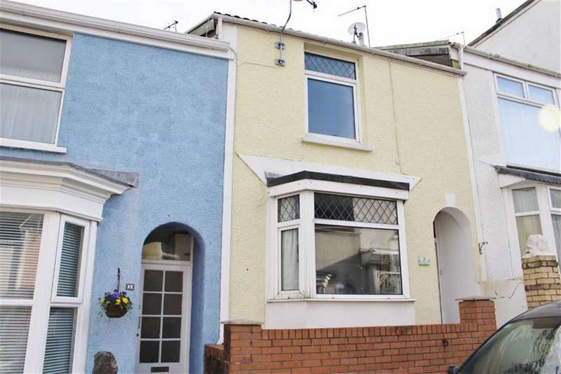 2 Bedrooms Terraced House for sale in Castle Square, Mumbles