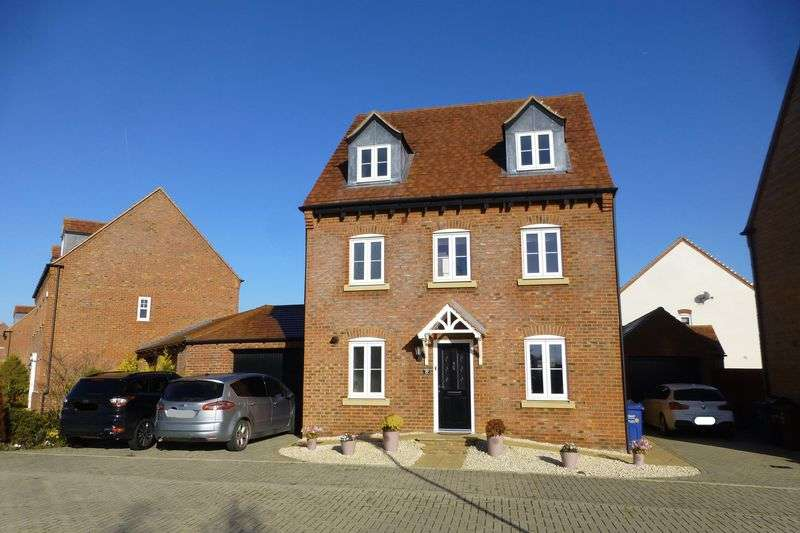 5 Bedrooms Property for sale in Goodwood Close, Bicester