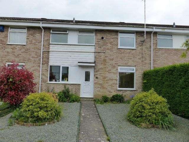 3 Bedrooms Terraced House for rent in Belvedere Road, Yeovil BA21