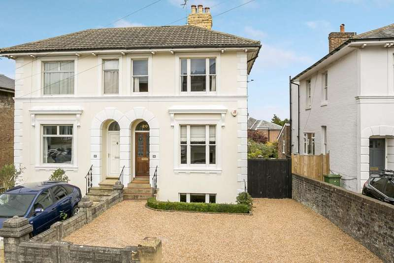 4 Bedrooms Semi Detached House for sale in Beulah Road, Tunbridge Wells