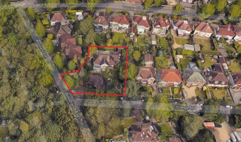Plot Commercial for sale in Portman Estate, Bournemouth