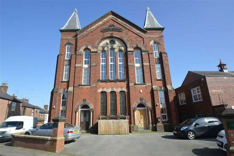 2 Bedrooms Apartment Flat for sale in Newtown Chapel, South Park Road, Macclesfield