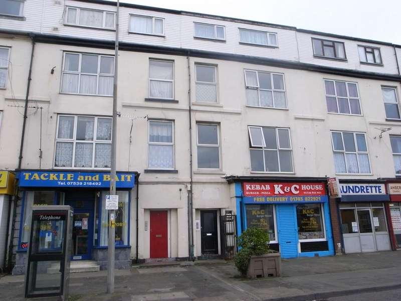 1 Bedroom Flat for rent in Marine Road, Pensarn