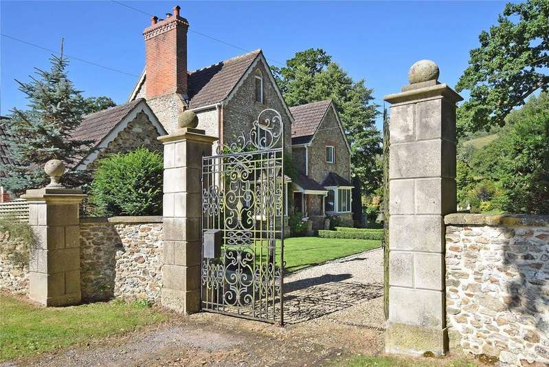 5 Bedrooms Detached House for sale in Netherton Lodge, Farway, Colyton, Devon