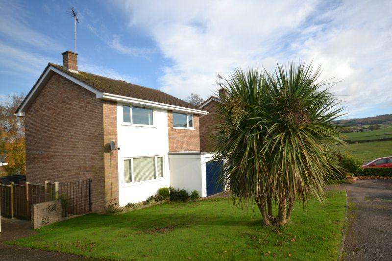 4 Bedrooms Detached House for sale in CHINEWAY GARDENS, OTTERY ST MARY