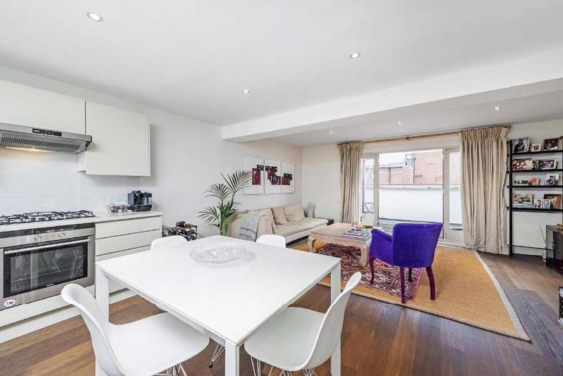 2 Bedrooms Flat for sale in Lancaster Road, Notting Hill