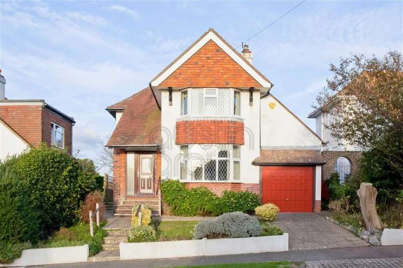 3 Bedrooms House for sale in Rodmell Avenue, Saltdean