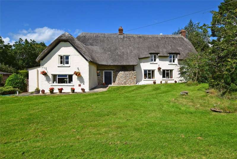 4 Bedrooms Detached House for sale in Upottery, Honiton, Devon