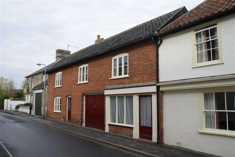 2 Bedrooms Semi Detached House for sale in Church Street, Eye