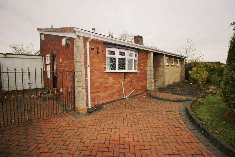 3 Bedrooms Detached Bungalow for sale in Monmouth Road, Bentley, Walsall