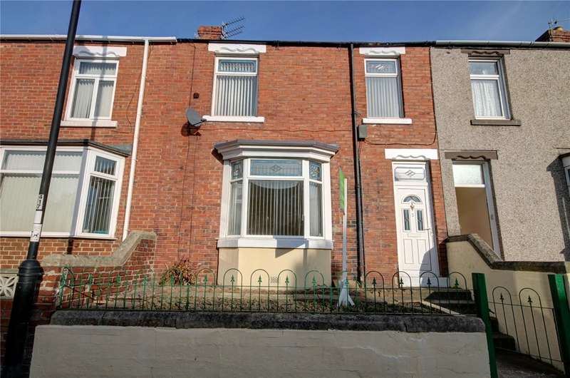 3 Bedrooms Terraced House for sale in Durham Road, Ushaw Moor, Durham, DH7