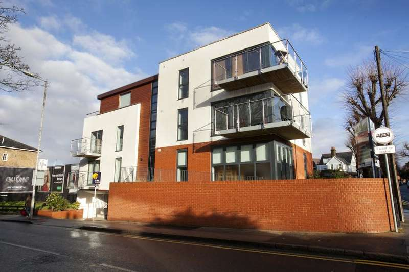 2 Bedrooms Flat for sale in Surbiton Heights, Surbiton Hill Road, Surbiton KT6
