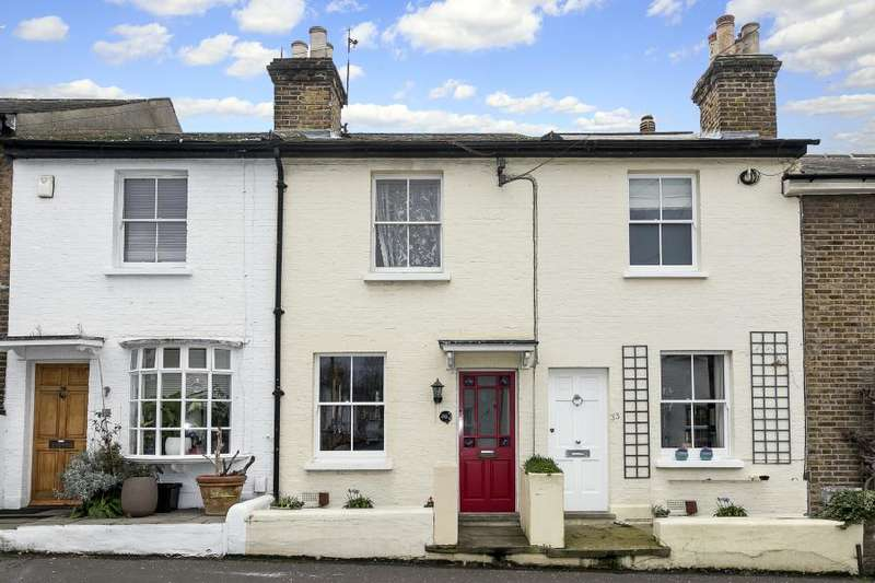2 Bedrooms House for sale in Albert Road, Richmond