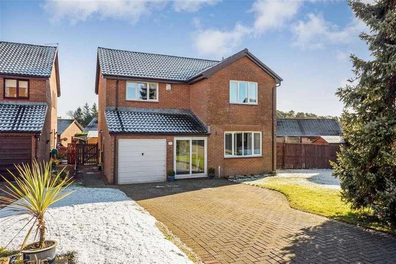 4 Bedrooms Detached House for sale in Brent Court, Stewartfield, EAST KILBRIDE