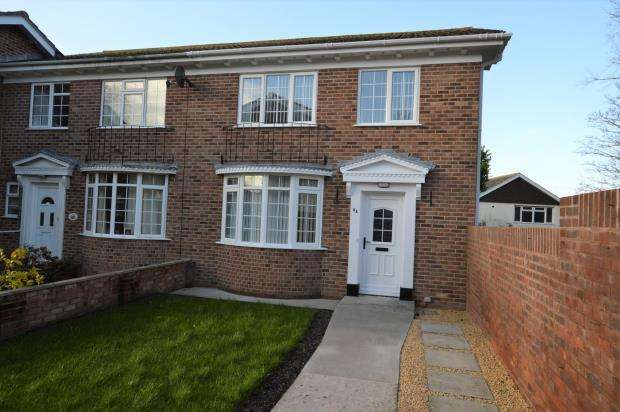 3 Bedrooms End Of Terrace House for sale in Henbury Close, Torquay, Devon
