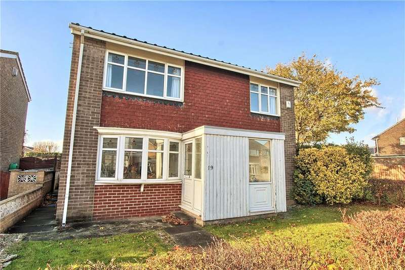 3 Bedrooms Detached House for sale in Coatham Grove, Billingham