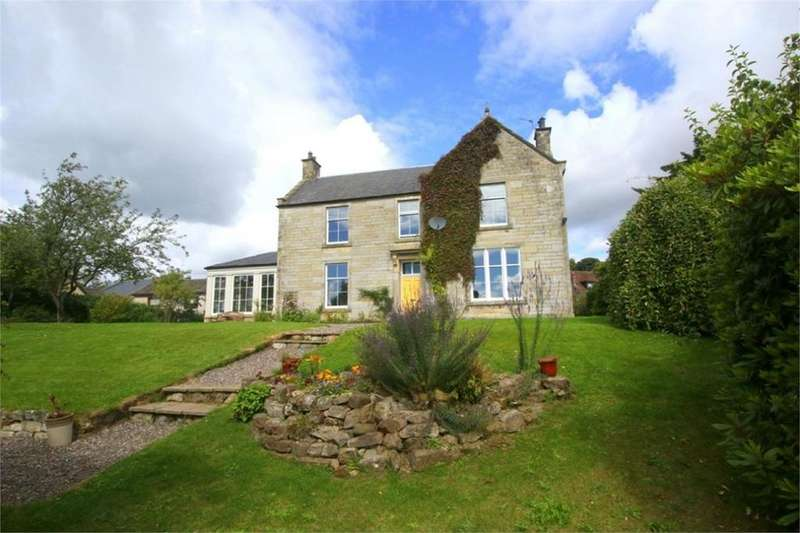 5 Bedrooms Detached House for sale in The Old Manse with Building Plot, 3 Perth Road, Milnathort, KY13 9XU, Scotland