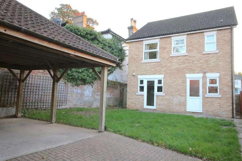 4 Bedrooms Detached House for sale in Mitre Way, Ipswich