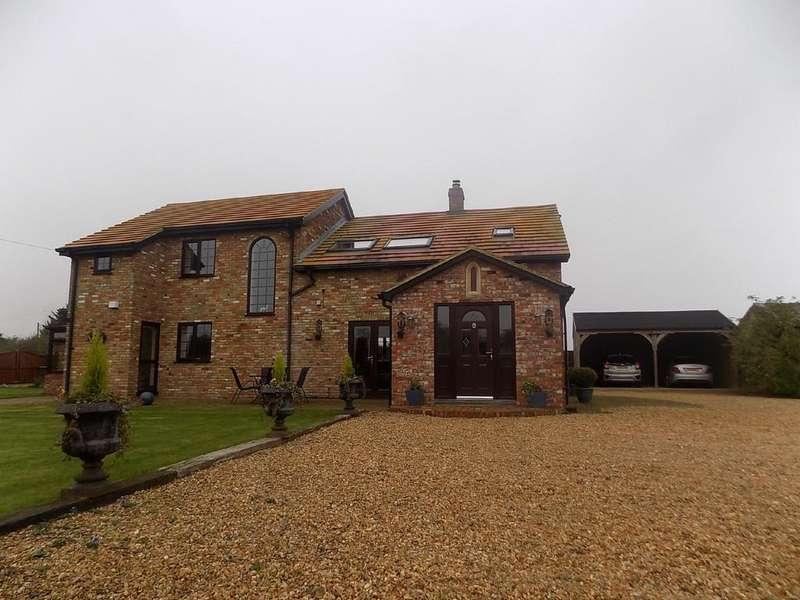 3 Bedrooms Detached House for sale in Parson Land Drove, Doddington
