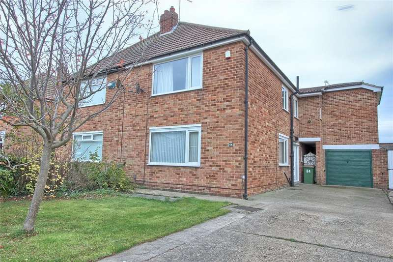 5 Bedrooms Semi Detached House for sale in Newmarket Road, Redcar