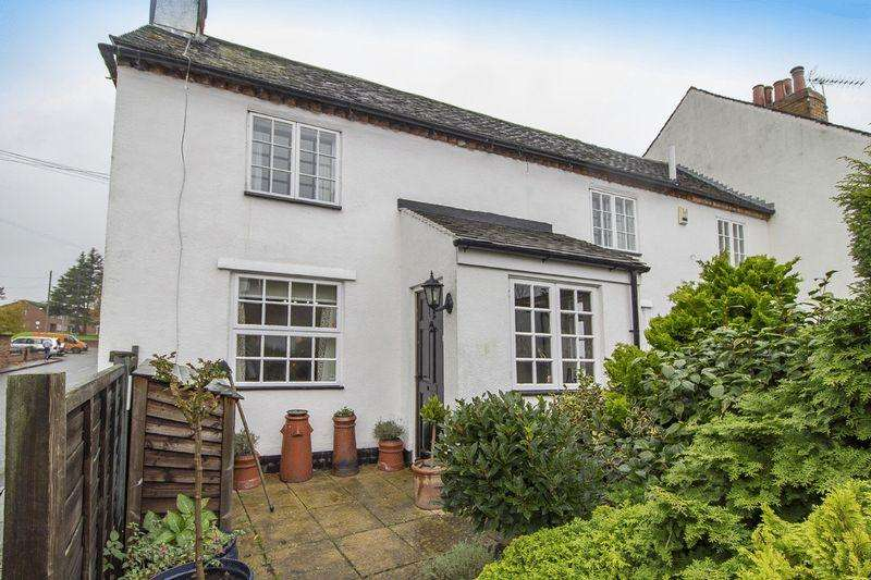 2 Bedrooms Cottage House for sale in CHURCH STREET, SPONDON