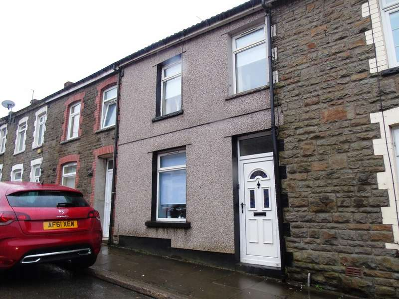 3 Bedrooms Terraced House for sale in Brocks Terrace, Porth