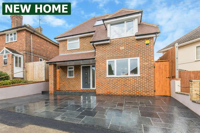 4 Bedrooms Detached House for sale in Westways, Westerham