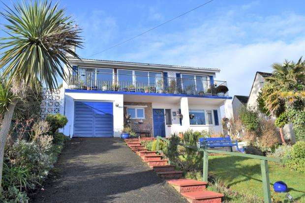 4 Bedrooms Detached House for sale in Clennon Park, Paignton, Devon