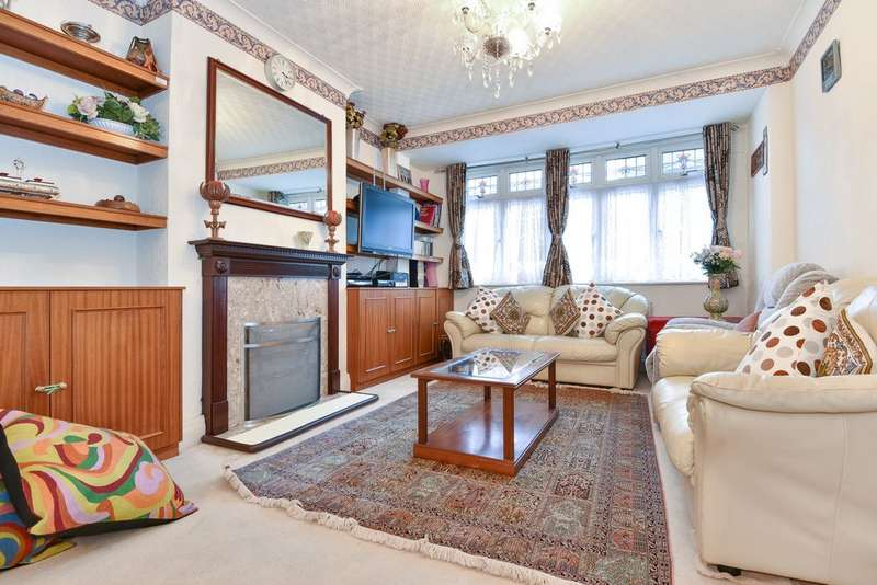3 Bedrooms Terraced House for sale in Wiverton Road, Sydenham, SE26