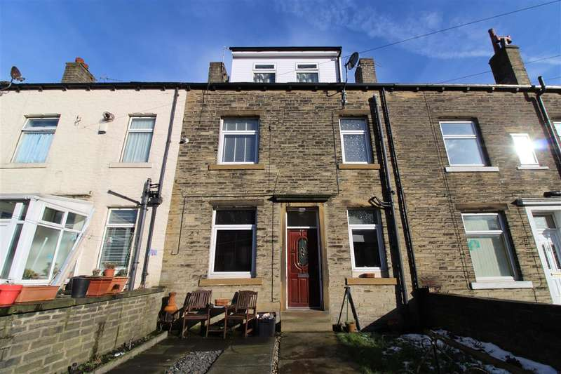 2 Bedrooms Terraced House for sale in Friendly Street, Ovenden, Halifax