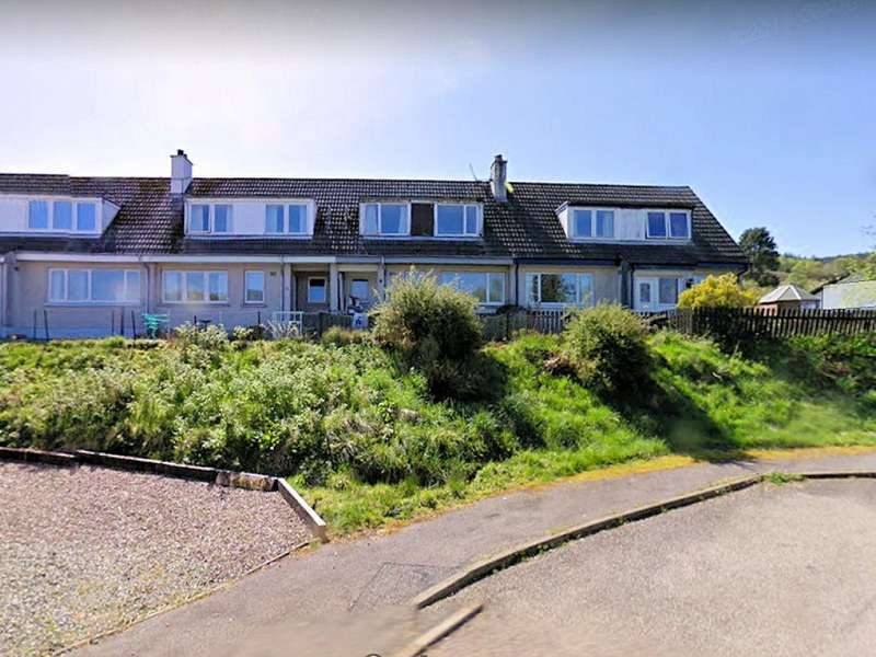2 Bedrooms Terraced House for sale in 2 Letter Daill, Cairnbaan, Lochgilphead, PA31 8SX