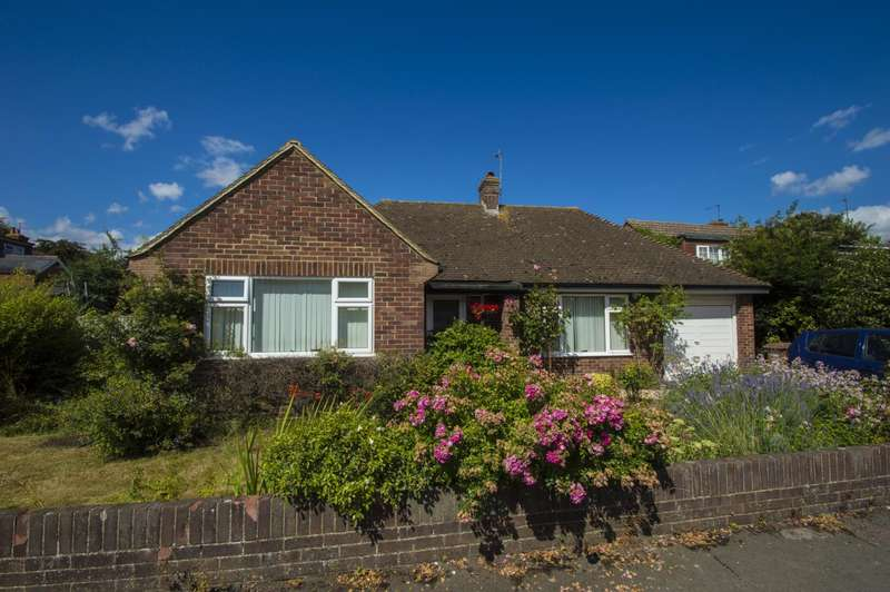 2 Bedrooms Detached Bungalow for sale in Droveside, Cholsey, Wallingford, OX10
