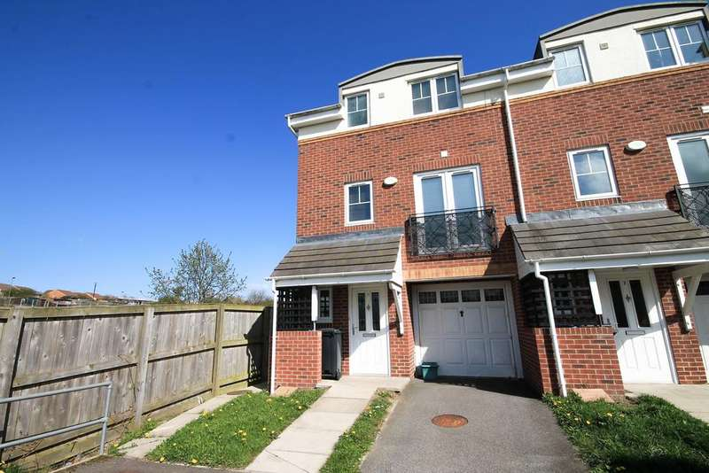 3 Bedrooms Town House for rent in Charlesworth Close, Bowburn DH6