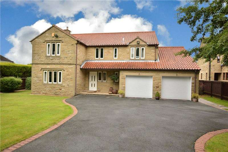 5 Bedrooms Detached House for sale in Fern Chase, Scarcroft, Leeds