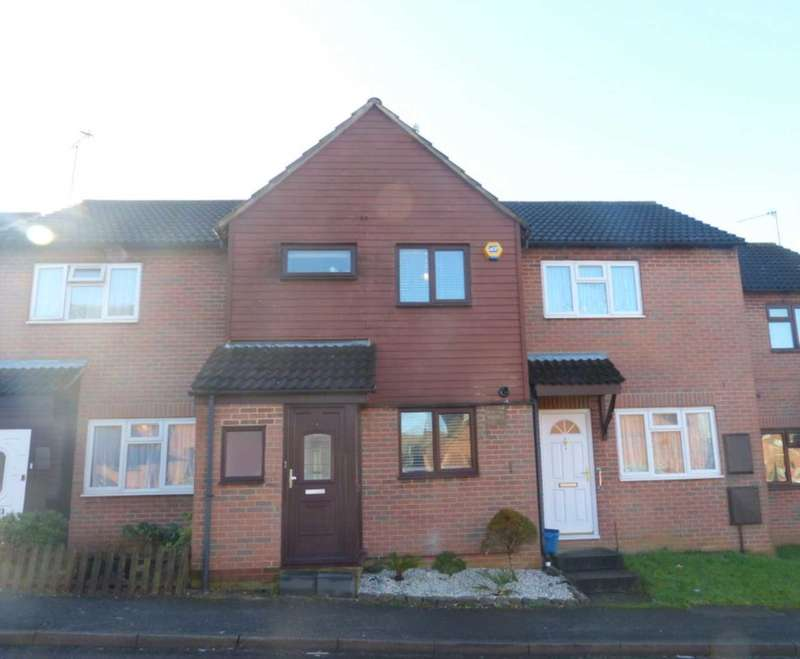 2 Bedrooms Terraced House for sale in Rodgers Close, Elstree